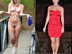 Clothed and nude video photos collection 7 via DATES25.COM