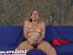 Lelu Love-Independence Day Vibrator Masturbation