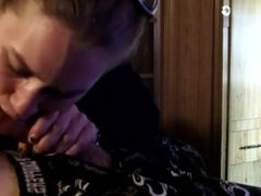 Bj and cum in mouth 56. I found her on DATES25.COM