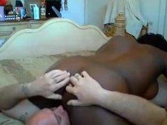 Perfect black tits for white dick via DATES25.COM