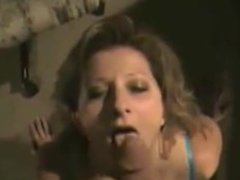 Curvy college babe from dates25.com fucked on homemade