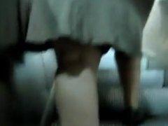 Abuela culona en el metro. I met her on dates25.com