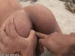 Brazilians on the Beach