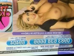 Babestation Leigh quick pussy flash