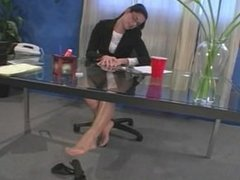 Foot Seduction 18 - JB video