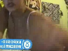 Very Hot Girl Strips Down And Plays With Herself (Part 3)- Exposed-Webcams.