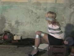 Taped Helpless 3