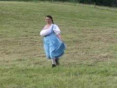 Big Tit German Milk Maid Squirting Milk - Milena Velba