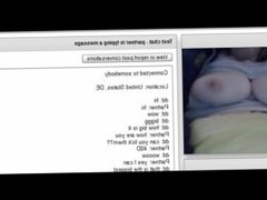 40d big boobs on chatroulette. Live on 720cams.com