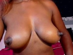 Nice boobs. Downloaded from 720cams.com