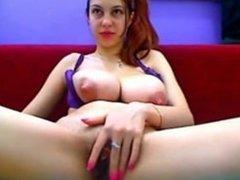 Big natural saggy tits nipples. Live cam on 720cams.com