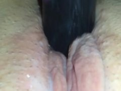 Playing With My Virgin pussy