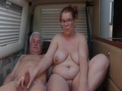 Granny couple. I found her on DATES25.COM