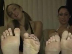 sexy feet Sisters JOi