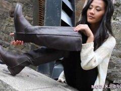 Exotic Asian Beautiful Feet1
