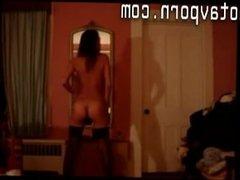Asian Girl Strips Nude and Masturbates Beautifully to Orgasm