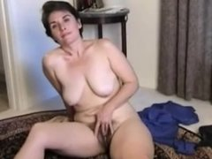 Delicious Hairy Mature Strips For You