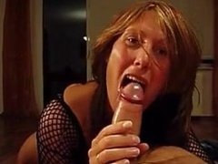 Amateur milf blowjob and sex. I found her on DATES25.COM
