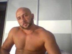 Famous Macedonian Bodybuilder Vanko Goes Wild