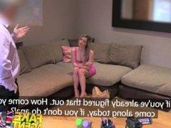 Fakeagentuk second casting petite babe get anal creampie. Loren from DATES25.COM