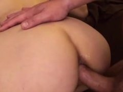 Waltraud from DATES25.COM - Sub girlfriend filled with lube and anal 2 of 2