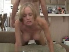 I found her on MATURE-FUCKS.COM - Creampie For Amateur MILF