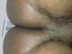 Hung black guy anal sex closeup. Merrilee from DATES25.COM