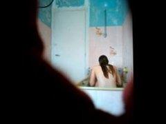 Tammara from DATES25.COM - Voyeur shower cam