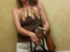 3 hot early 40s milfs 1 elevator. Shawna from DATES25.COM