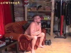 Reverse casting sexy milf tests a guys licking skills. Asia from DATES25.COM