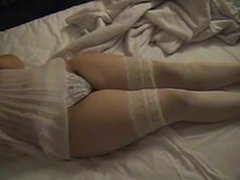 Hairy milfs big butts in white stockings. Sean from DATES25.COM