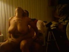 Recliner reverse Cowgirl