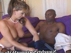 Naughty Wife Fucks Big Cock