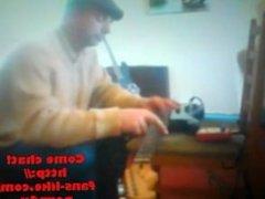 INDIAN GUITAR PLAYING X school lab Desi College Girl - Part II