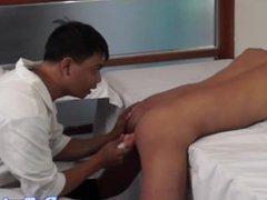 Ethnic doctor barebacks twink
