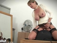 Lady Sonia The Ultimate Electric Orgasm For Charles July