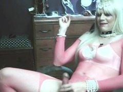 Smokey Sissy Princess Anal Whore