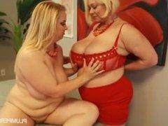 From Seekbbw.net Samantha 38G & Nikky Wilder - Double The Dosage