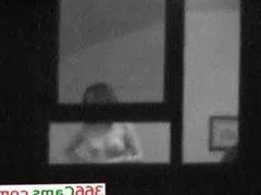 Teen neighbor hidden cam 2 - For more Visit 366Cams.com