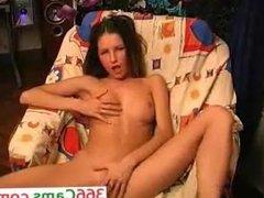 Petite Teen Masturbates on Cam - For more Visit 366Cams.com