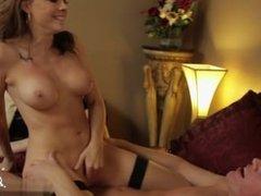 Sexy amateur bondage slave