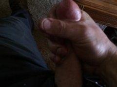 Cum covered cock!