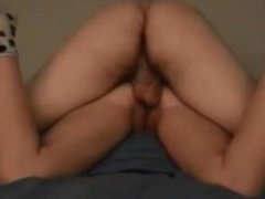 Amateur big butt anal creampie. Pasty from DATES25.COM