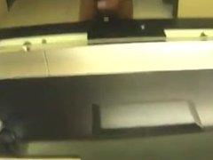 public bathroom jackin