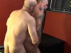 Hot daddies raw