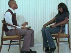foot worship and massage