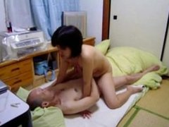 Beckie from dates25 - Japanese milf at home