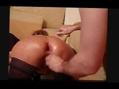 Charissa from DATES25 - Extreme anal insertions