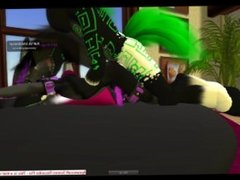 Gay Furry Sex in Second Life