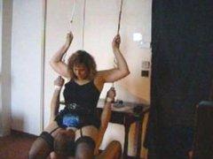 Iris Von Hayden Sit & Swing Part 2